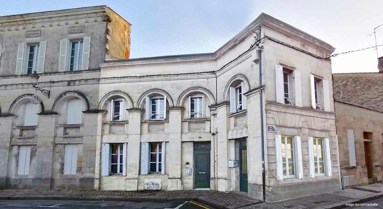 Investissement immobilier Denormandie Libourne centre